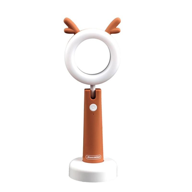 Sunshine D 005 Cute Pet Table Lamp Usb Rechargeable Desk