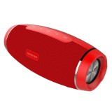 HOPESTAR H27 Mini Portable Rabbit Wireless Bluetooth Speaker, Built-in Mic, Support AUX / Hand Free Call / FM / TF (Red)