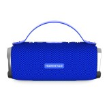 HOPESTAR H24 Mini Portable Rabbit Wireless Waterproof Bluetooth Speaker, Built-in Mic, Support AUX / Hand Free Call / FM / TF (Blue)