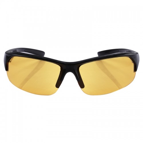 Yellow Lens Anti Glare Night Vision Glasses Safety Driver Sunglasses for Men / Women