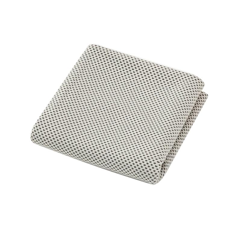 2 PCS Microfiber Fabric Gym Sports Towel Enduring Ice