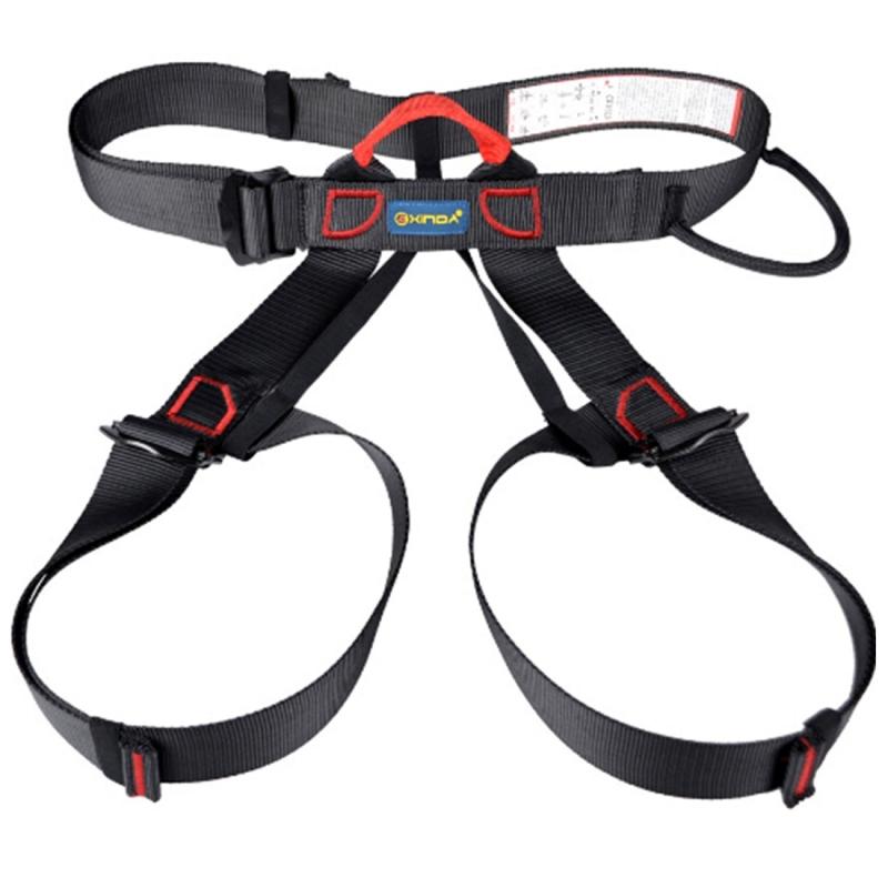 Climbing Harness Safe Belt Rock Climbing Half Body Bust Belt Protect Equipment