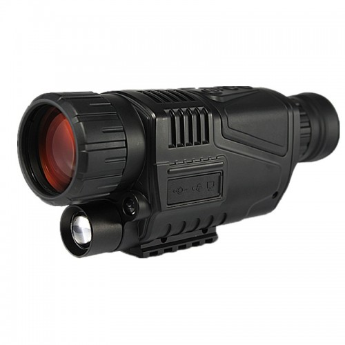 Professional Digital Infrared Night Vision USB Charging Monocular Telescope