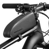 ROCKBROS AS-019 Waterproof Bike Front Frame Bag Large Capacity MTB Road Bicycle Supplies