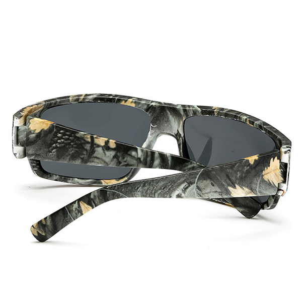 Men UV400 Camouflage Polarized Sunglasses Outdooors Sport Driving Night Vision Eyewear