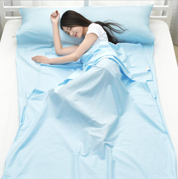 Bed Sheets Disposable Anti-dirty Portable Travel Bed sheet Waterproof Bed Cover