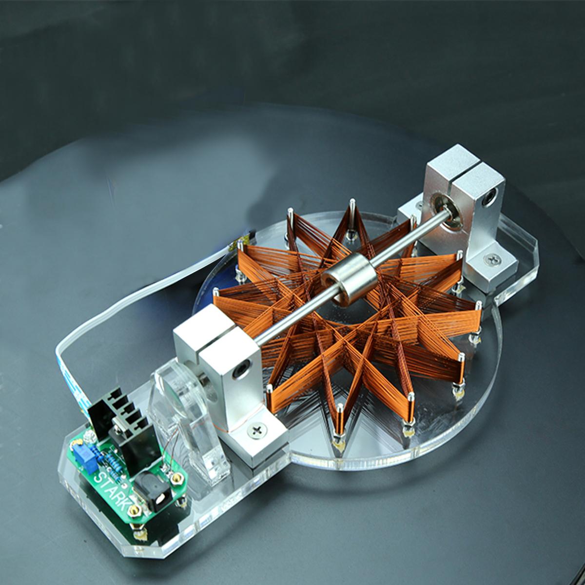 High-speed Magnetic Levitation Motor Brushless Motor Hall ...