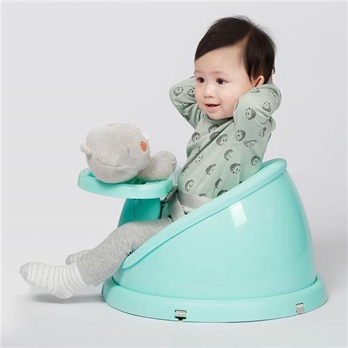 Original Xiaomi Mi Home QBORN Multifunctional Baby Chair 180 Degree Rotable Portable Baby Seat