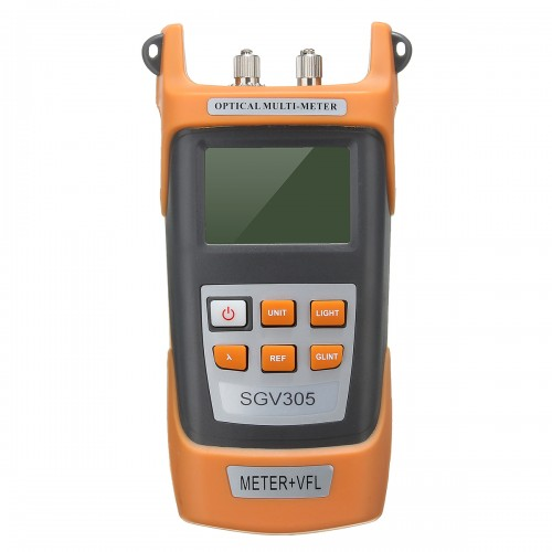 SGV305 Handheld Optical Power Meter Tester -70~+3dBm 1MW Visual Fault Locator FTTH Tools Set