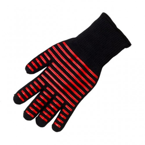 Microwave Oven Gloves High Temperature Resistance Non-slip Oven Mitts Heat Insulation Kitchen