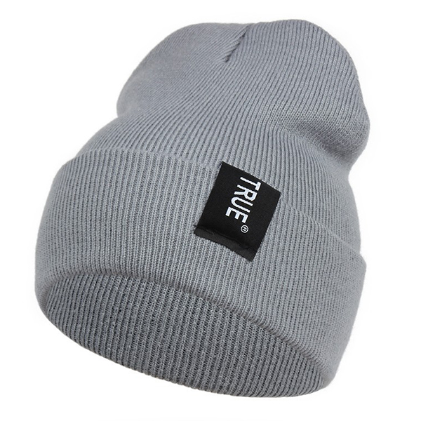 58db4776a08 Unisex Winter Warm Knit Beanie Hat for Men and Women Earmuffs Outdoor Thick  Ski Skull Cap