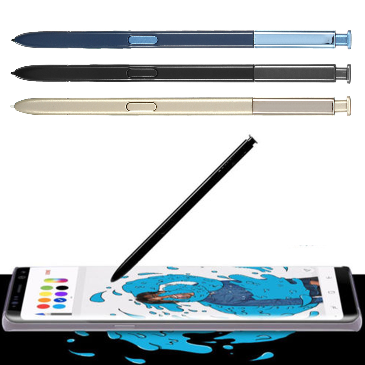 Stylus S Pen For Samsung Galaxy Note 8 AT&T Verizon T-Mobile Sprint