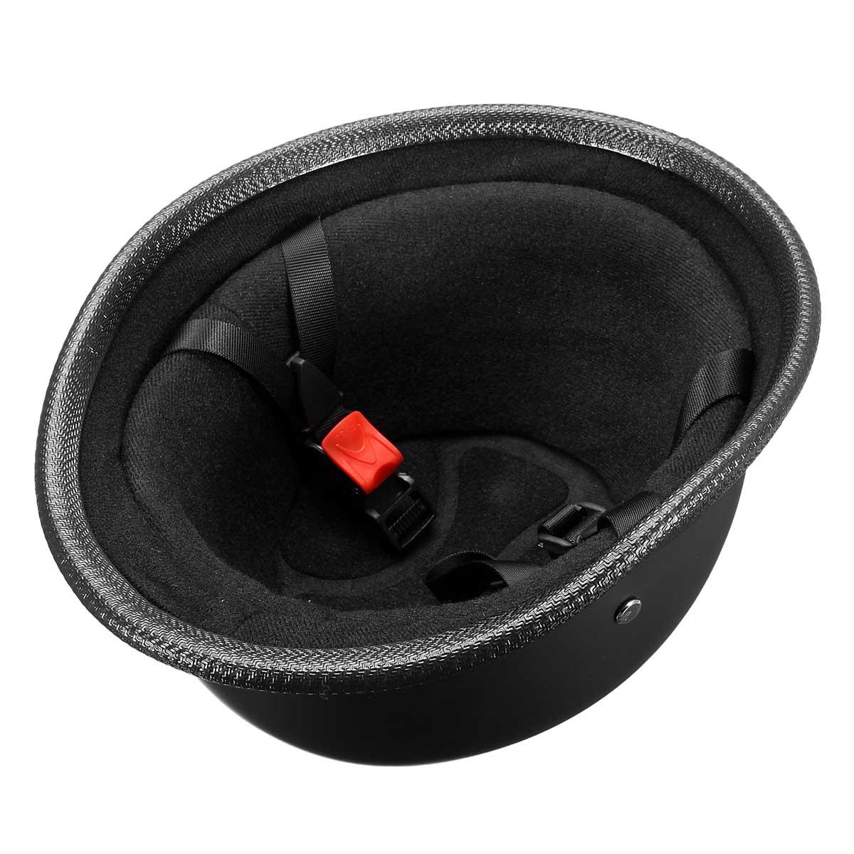 abs plastic motorcycle helmet motorcross capacete half. Black Bedroom Furniture Sets. Home Design Ideas