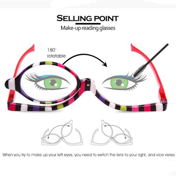 5864d23163a6 ... Reading Glasses Enlarged Folding Makeup Use Of Eyeglasses for Women.  fd14d064-8aae-4784-b147-d1ee08f2b83b.jpg;  d4404efb-4971-4f34-afa0-d54444c9ec74.png ...