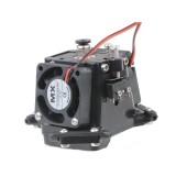 M3 Delta Kossel Fisheye Effector For 3D Printer E3D V6 Hotend