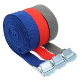 250kg Bearing Polyester Fiber Binding Belt Multifunction Car Travel Fishing Luggage Binding Belt