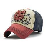 Unisex Men Women Embroidery Snapback Baseball Cap Outdoor Adjustable Sports Tactical Cap