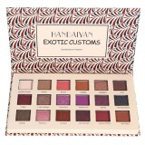HANDAIYAN 18 Colors Eye Shadow Palette Matte Shimmer Powder Earth Smoky Eyes Makeup