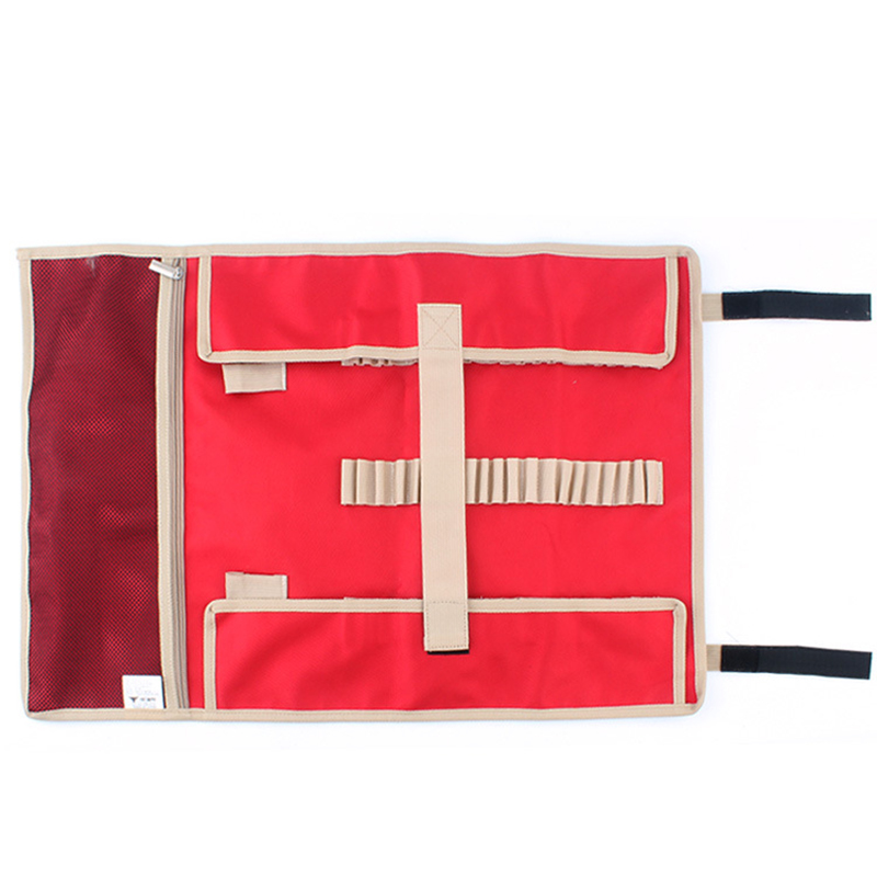 Hammer Wind Rope Tent Pegs Nail Storage Bag Portable Camping Nails Bag Outdoor Tent Accessories