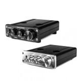 DING SHINE HiFi Digital 6J1 Vacuum Tube Mini Stereo Audio DAC Pre Amplifier
