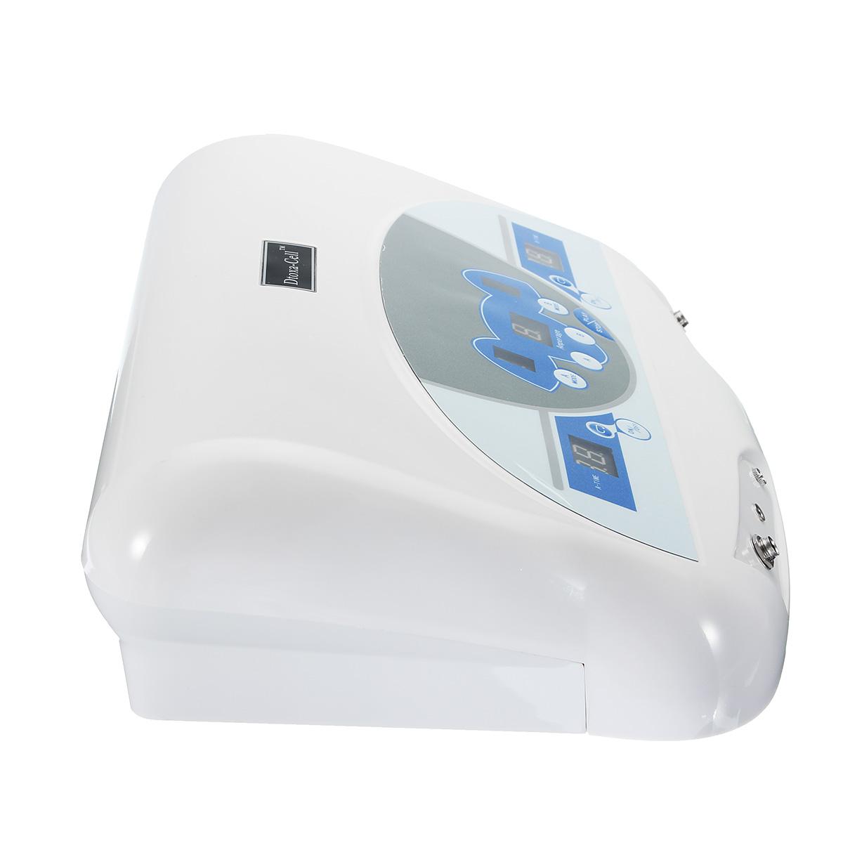 Dual Ionic Ion Detox Machine Aqua Foot Bath Spa Mp3 Music Cleanse For Health Alexnld Com