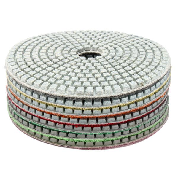 Diamond Sanding Discs 50-3000 Grit Wet Sandpaper for Granite Marble Polishing