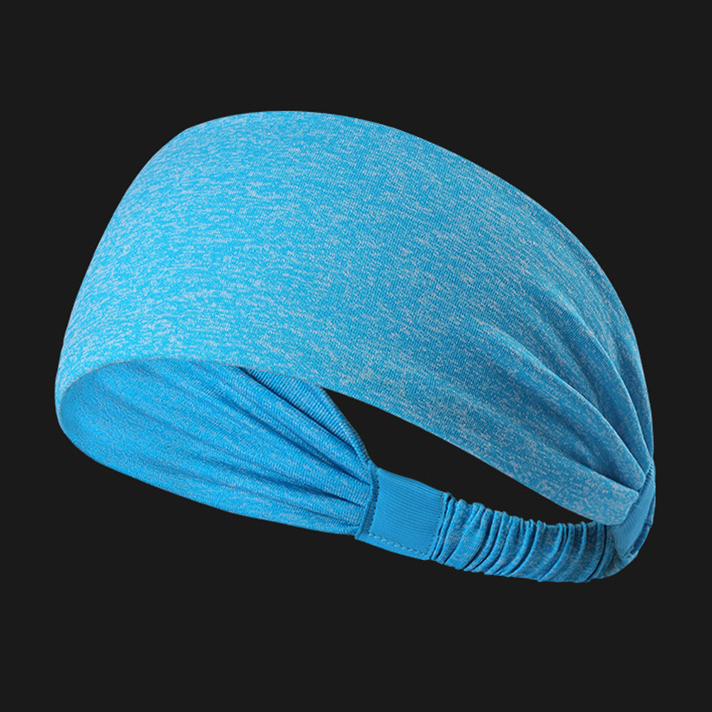 Unisex Wicking Sport Headband Outdoor Breathable Bandana Skull Cap Beanie