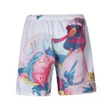 S6253 Beach Shorts Board Shorts 3D candy Magic duck Printing Fast Drying Waterproof Elasticity