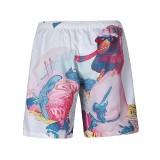S6253 Beach Shorts Board Shorts 3D candy Magic duck Printing Fast Drying Waterproof Elasticity