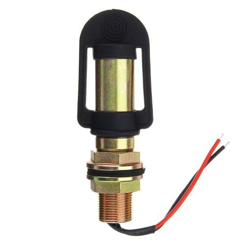 Amber Rotating Flashing Beacon Flexible DIN Pole Tractor Mount Mounting Light Work Light