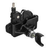 Car Bonnet Hood Lock & Latch Complete Set W/ 2 Keys For Ford Transit MK7 2006-2011