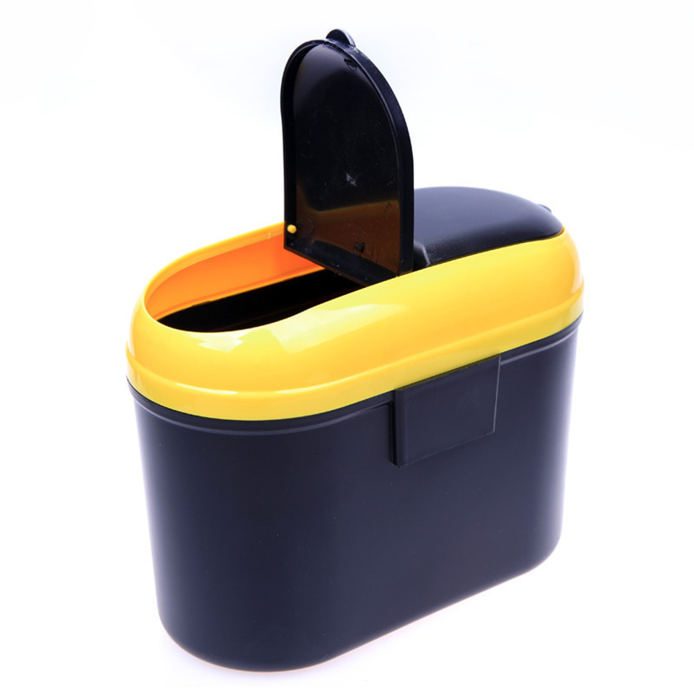 hanging style car garbage cans multifunction rubish trash bin storage container. Black Bedroom Furniture Sets. Home Design Ideas
