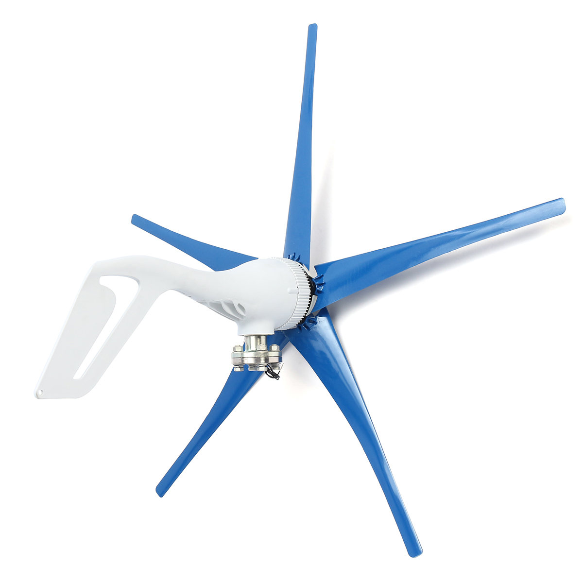 400W Wind Turbine Generator 12V/24V 5 Blades & Charge Controller Wind  Generater With Accessories