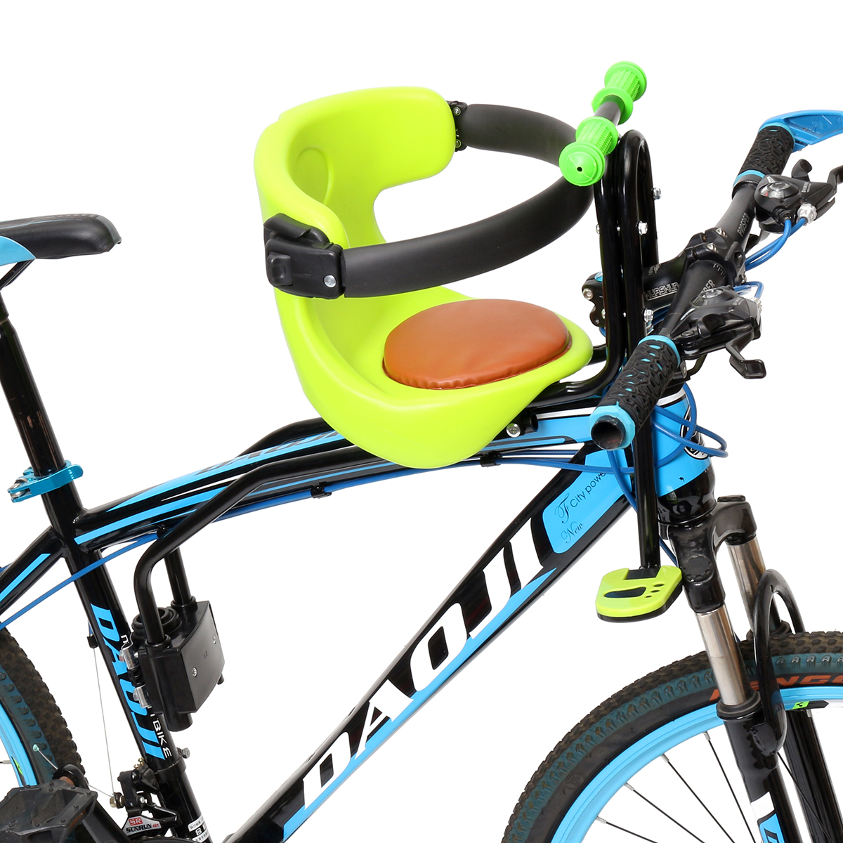 Scooter Bicycle Kids Child Front Baby Seat Bike Carrier