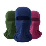 Summer UV Protection Face Mask Windproof Ski Mask With Headwear Neck for Cycling Motorcycle Hiking