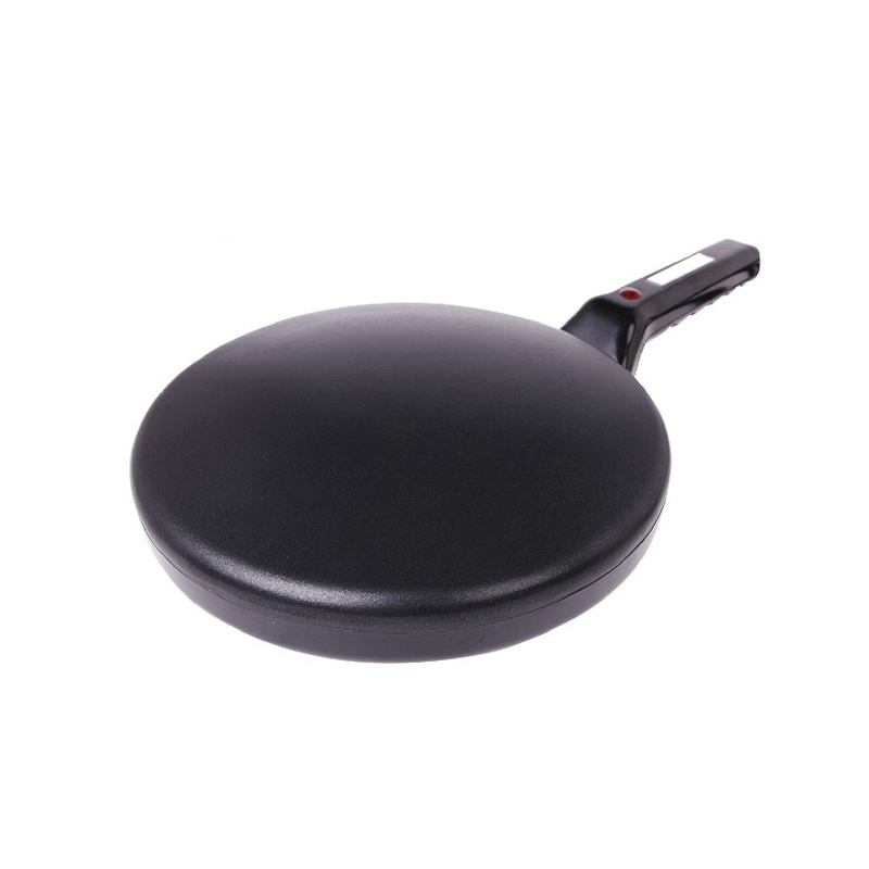 3Pcs / Set Kitchen Electric Griddle Pancake Baking Crepe Maker Pan Pizza Machine Frying Pan