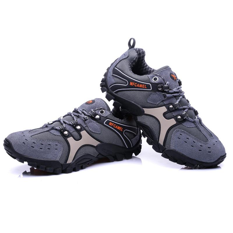 Men Hiking Shoes Outdoor Shoes Plus Velvet Cotton Shoes Hiking Shoes Sports Shoes Travel