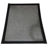 BBQ Mat BBQ Grill Mesh Teflon Non-Stick Heat Resistance Improve Thermal Conductivity Mats BBQ Mat