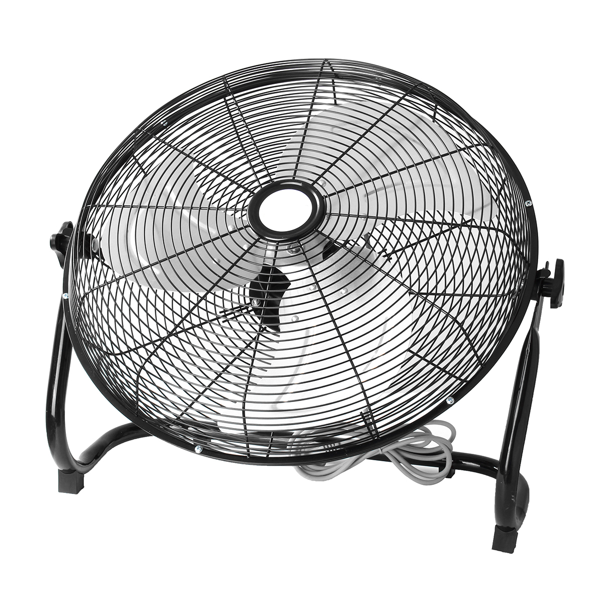 20 Inch Floor Fan : Inch industrial floor desk fan high velocity air