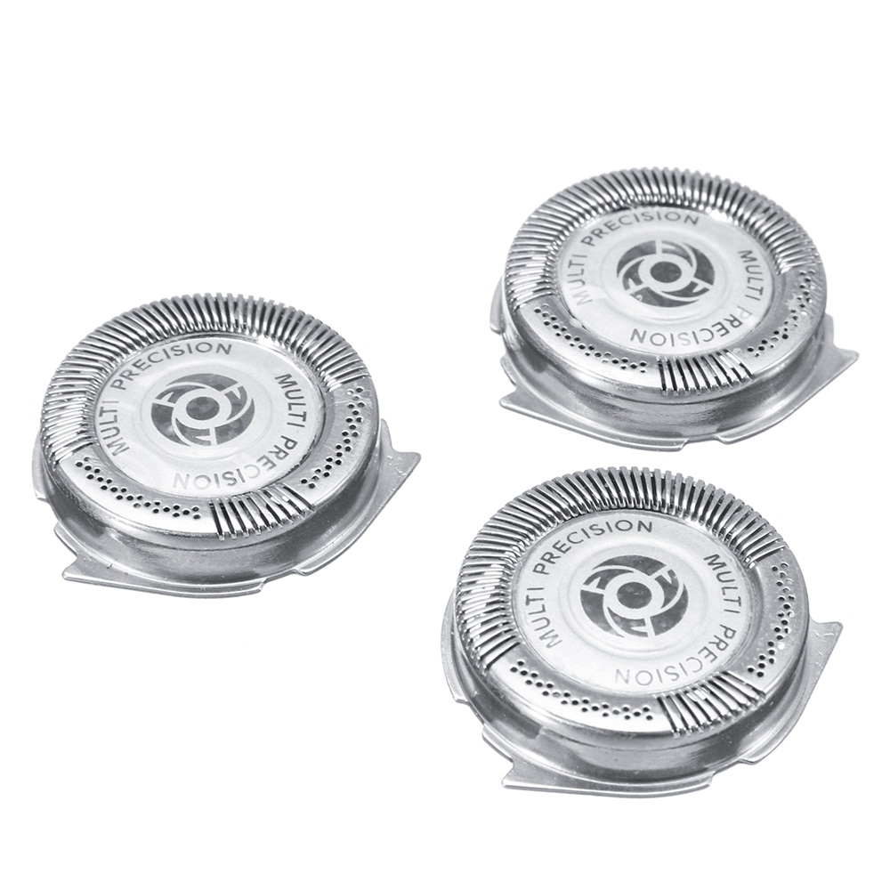 3Pcs Shaver Blade Replacement for Philips Series 5000 Shaver SH50 51 52 HQ8
