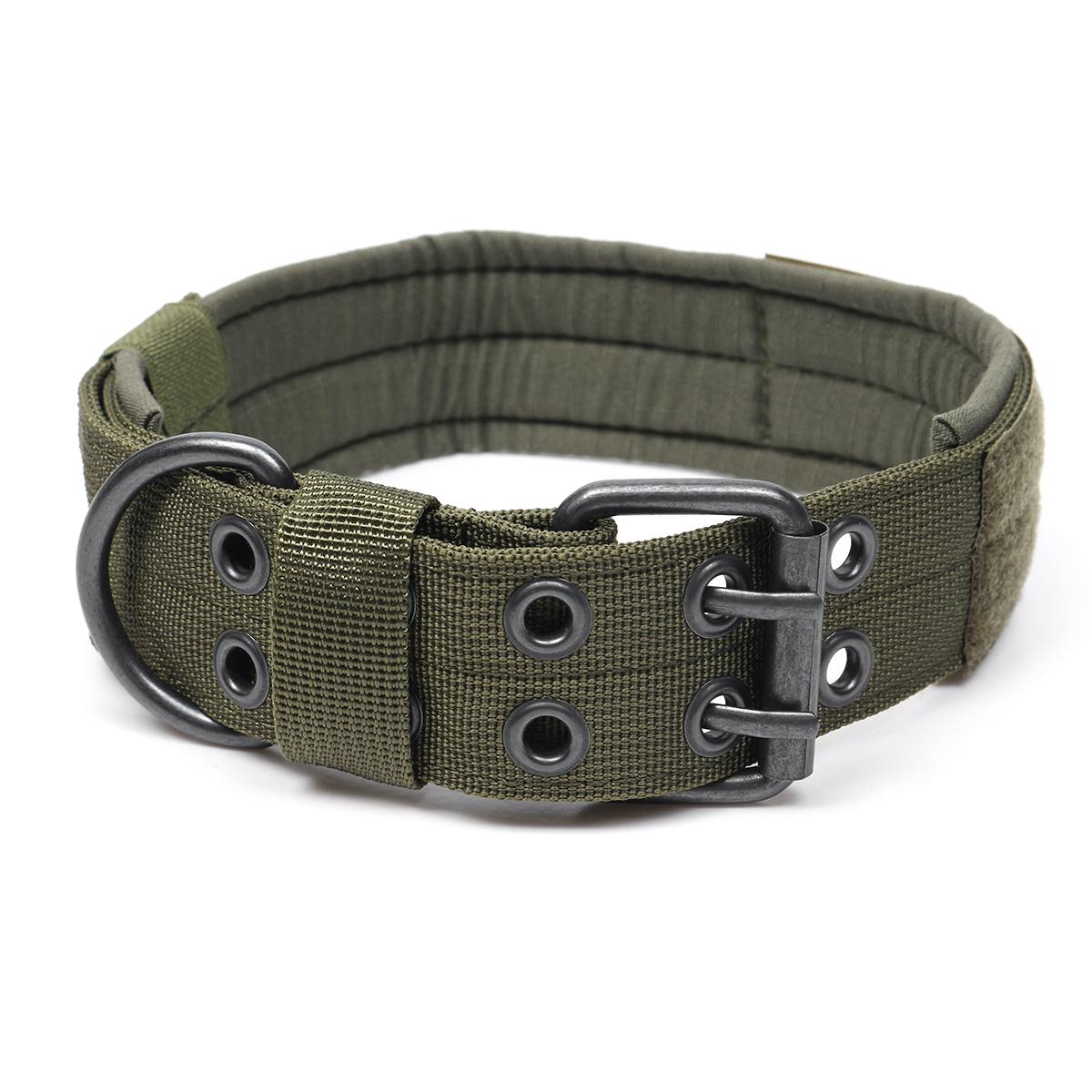 Dog Collar Wirh Metal Buckle
