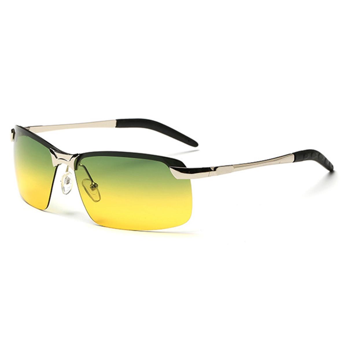 Fashion Day Night Vision Polarized Sunglasses Driving Glasses Eyewear UV400