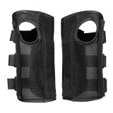 Right Left Air Permeable Fixing Glove Sleeve With Aluminum Strip For Wrist Fracture