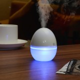 Portable Mini Home LED Night Light USB Humidifier Purifier Atomizer Air Purifier Diffuser