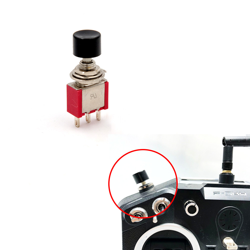 FrSky ACCST Taranis Q X7 Transmitter Spare Part 2 Position Long Toggle Switch