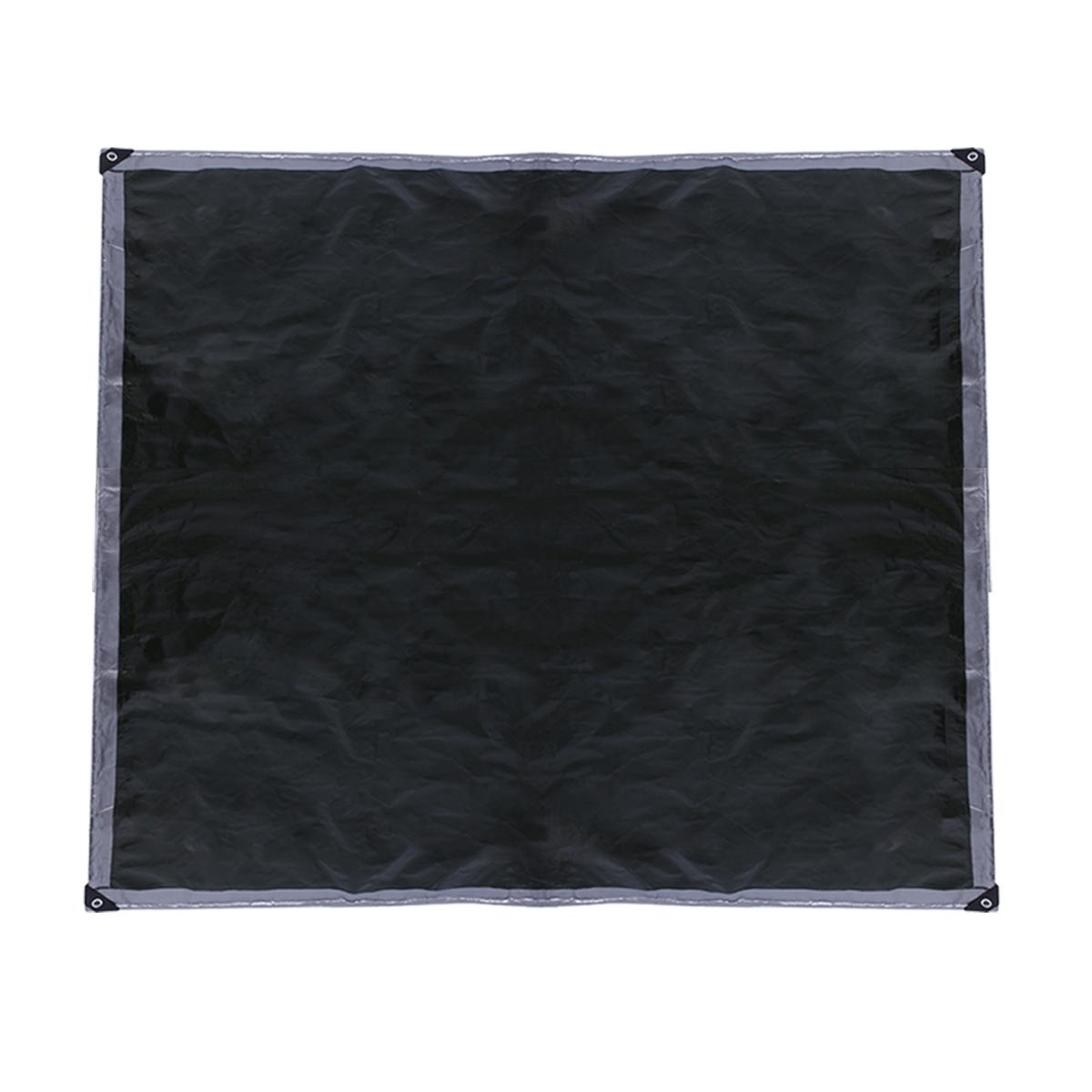Heavy Duty Poly Tarps PE Tarpaulin Camping Cover UV Water Rot Proof Tent Sunshade