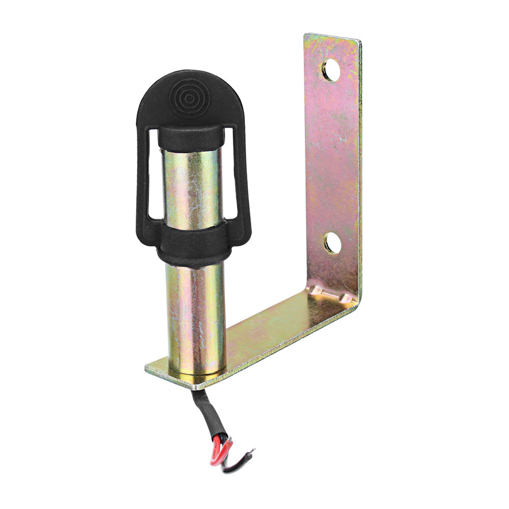 DIN Beacon Mount Threaded Mounting Pole/Stem for Rotating Flashing Tractor Light Work Light