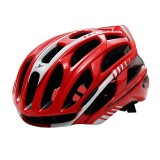 CAIRBULL-03 57-63 cm Ultralight LED Warning Road Bike Cycling Helmet Super Ventilative Helmet