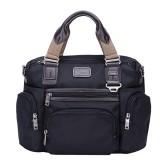Men Waterproof Business Travel Laptop Bag Large Capacity Multi-pocket Handbag Crossbody Bag