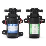 DC12V 3.5L/Min 0.48MP Mini Micro Diaphragm High Pressure Self Priming Water Pump